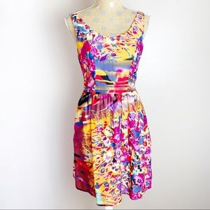 Rubber Ducky Productions, Inc 100% Silk Dress